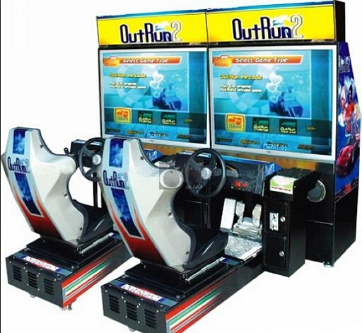 Coin Operated Arcade Games