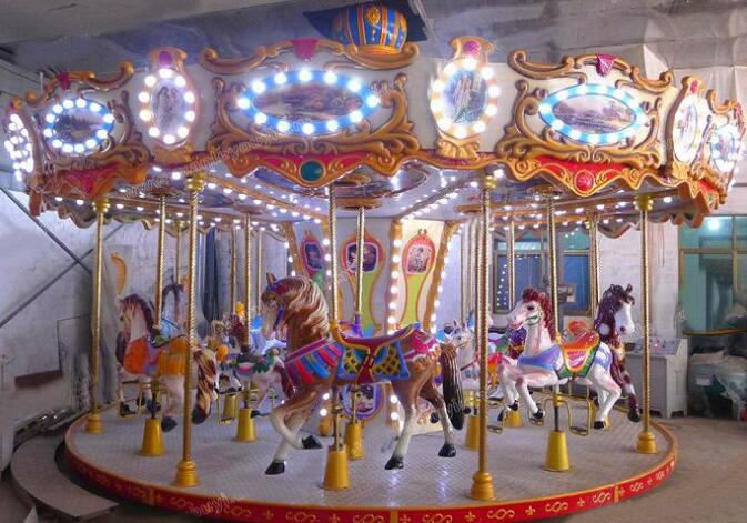 Beston new carousel rides for park