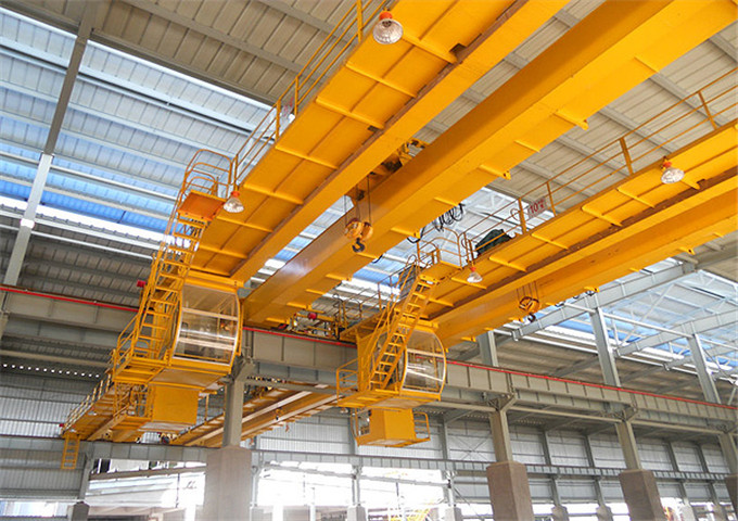 Choose a great electric overhead crane 32t